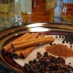 Making Spiced Rum