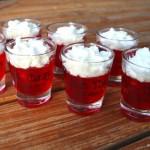 Firecracker Rum Shots