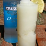 Coconut Lime Freeze