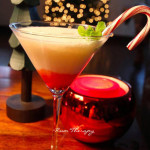 Creamy Candy Cane Rum