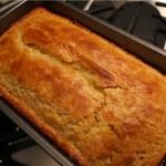 Eggnog Rum Bread