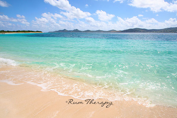 Turtle Beach, Buck Island copyright Rum Therapy