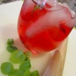 Light & Minty Cran Rum