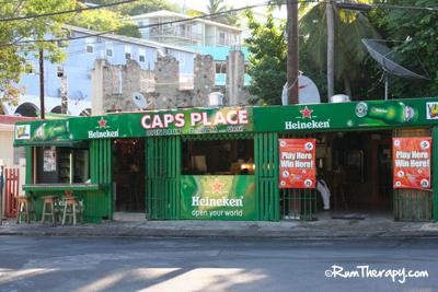Cap's Place (400)