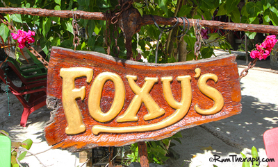 Foxy's sign (400)
