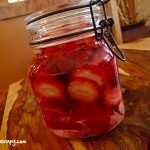 Strawberry Infused Rum