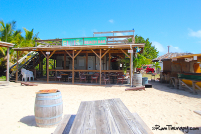 Elvis's Beach Bar - copyright