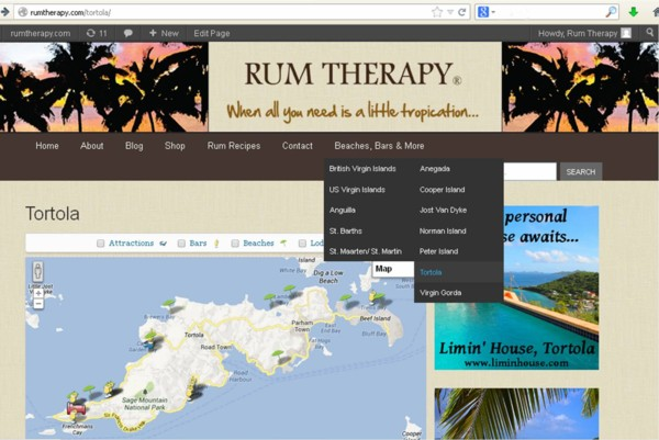 Rum Therapy Tortola Map (600)
