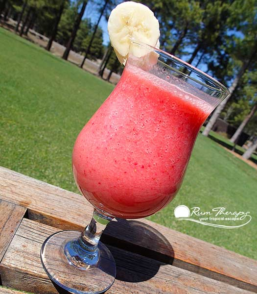 Strawberry-Banana-Colada copyright Rum Therapy