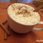 Rum & Pumpkin Spice Latte