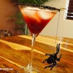 Spooky Rum Punch