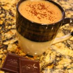 Hot Rum & Chocolate Coffee