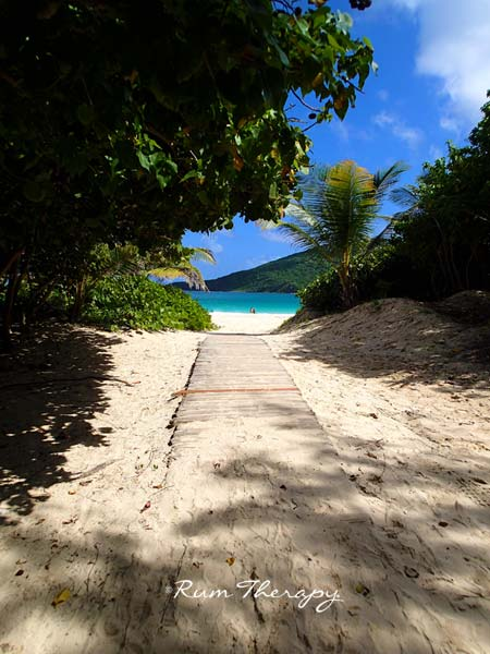 Flamenco Beach - copyright Rum Therapy