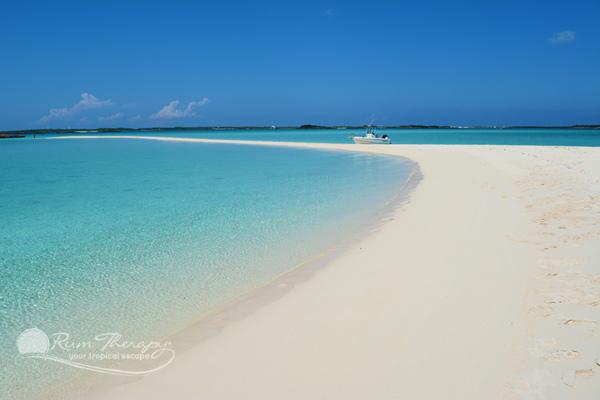 Exuma Cay Sandbar - copyright Rum Therapy