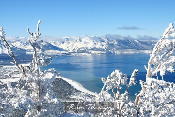 Lake Tahoe Winter - copyright Rum Therapy