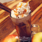 Apple Cider with Spiced Rum