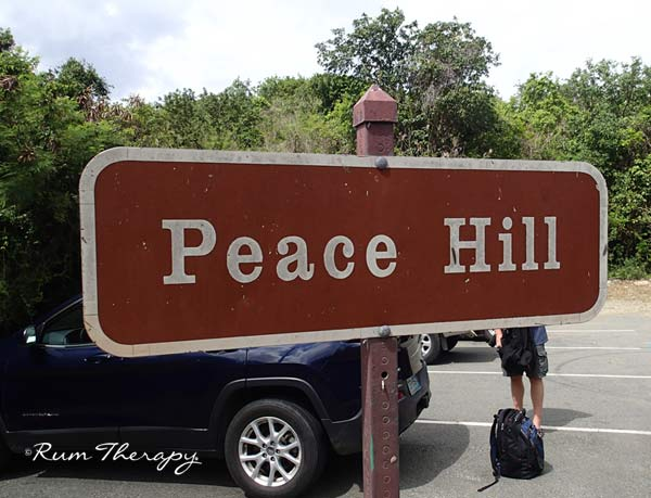 Peace Hil copyright Rum Therapy