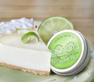 Key-Lime-Pie - Amora, St. John