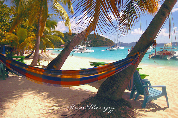 Barhopping Jost Van Dyke - copyright Rum Therapy