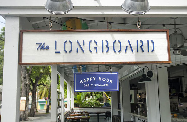 The-Longboard, St. John