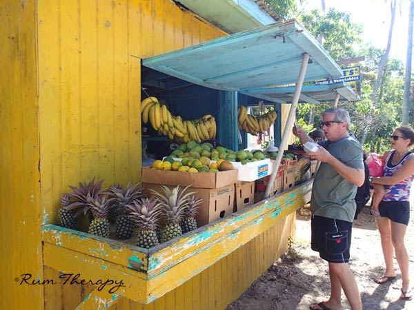 Antigua Black Pineapple copyright Rum Therapy
