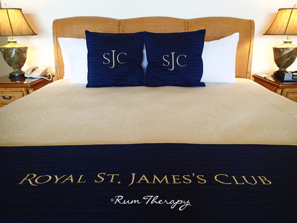 St. James's Club - copyright Rum Therapy