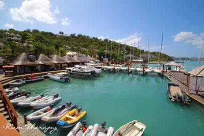 Cloggy's, Antigua - copyright Rum Therapy
