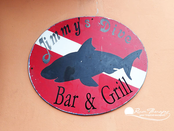 Jimmy's Dive Bar, copyright Rum Therapy