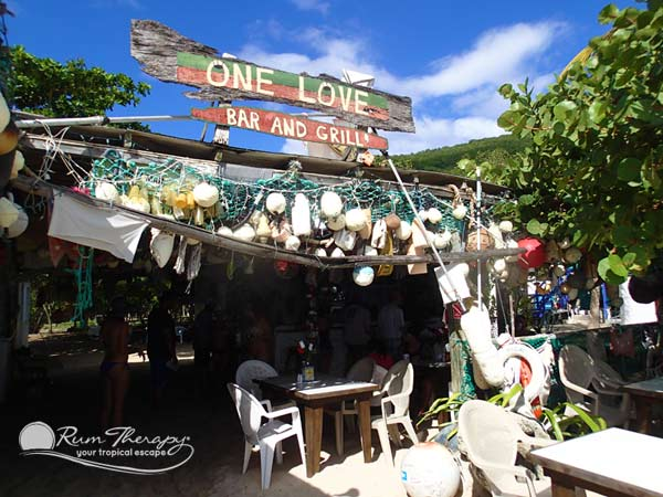 One Love Bar & Grill - copyright Rum Therapy