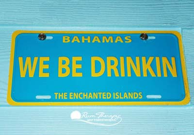 Beach Bar Signs and Decor - copyright Rum Therapy