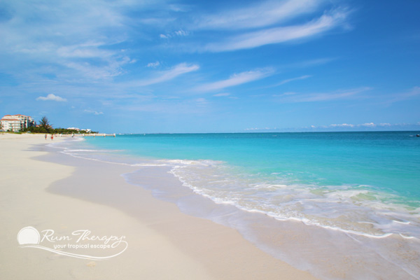 Grace-Bay Beach - copyright Rum Therapy