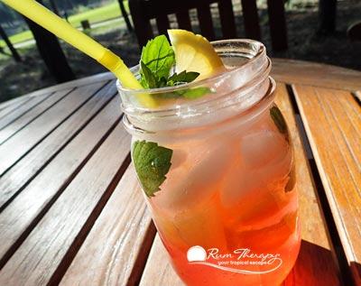 Pink-Lemonade-Mojito - copyright Rum Therapy