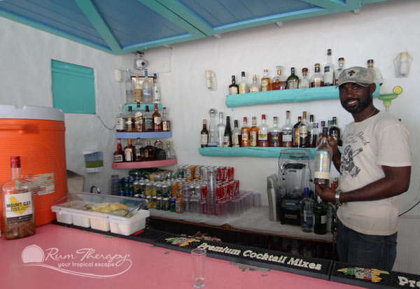 da Conch Shack, Providenciales, Turks & Caicos - copyright Rum Therapy