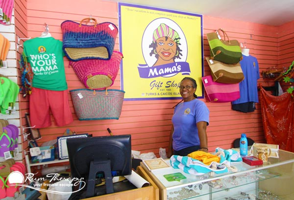 Mamas Gift Shop - copyright Rum Theapy