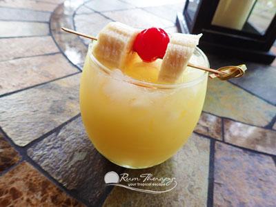 Boozy-Banana - copyright Rum Therapy