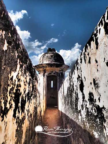 El Morro copyright Rum Therapy