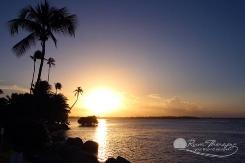 Puerto-Rico-Sunset copyright Rum Therapy