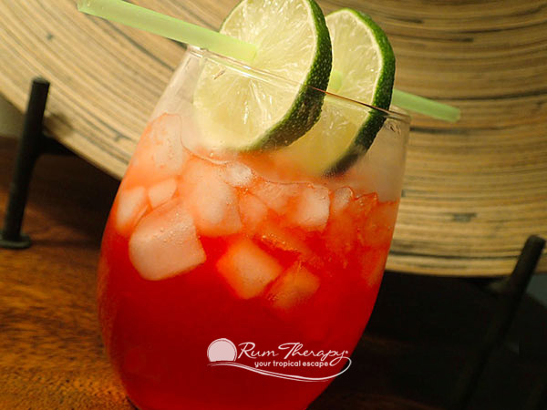 Authentic Rum Punch Recipe - copyright Rum Therapy