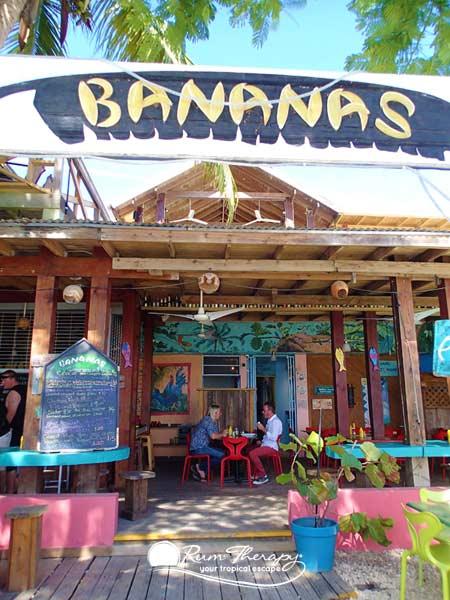 Bananas, Esperanza - copyright Rum Therapy