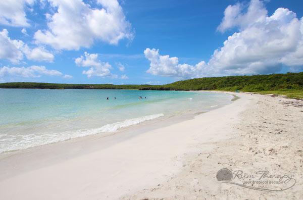 Media Luna, Vieques - copyright Rum Therapy