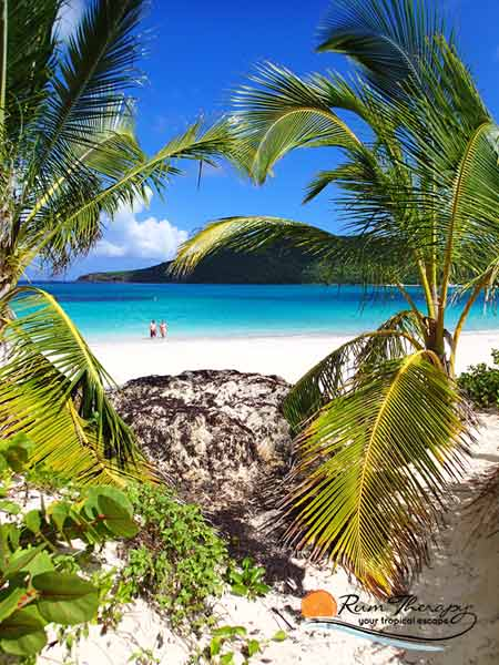 Flamenco Beach, Culebra - copyright Rum Therapy