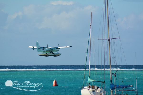 Sea Plane, St Croix - copyright Rum Therapy