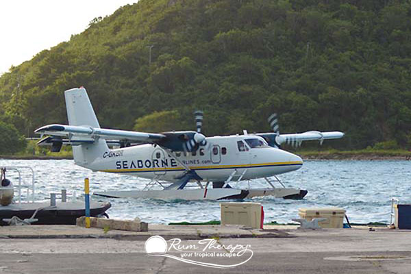 Sea Plane - copyright Rum Therapy