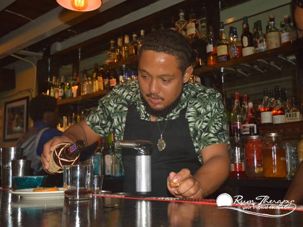 BES Craft Cocktail Lounge - copyright Rum Therapy