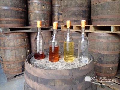 Cruzan Rum Distillery - copyright Rum Therapy