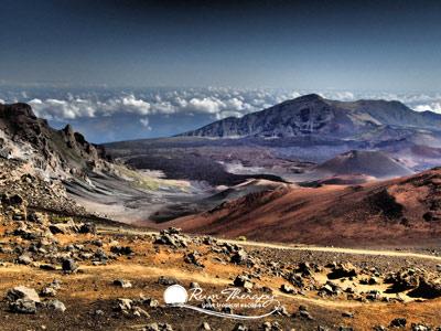 Haleakala national Park, Maui - copyright Rum Therapy