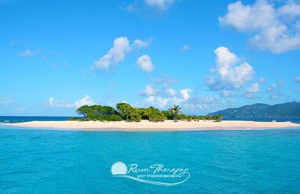Sandy Spit, British Virgin Islands