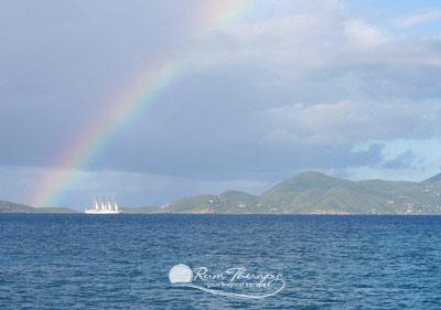 Windstar Cruise in the Virgin Islands