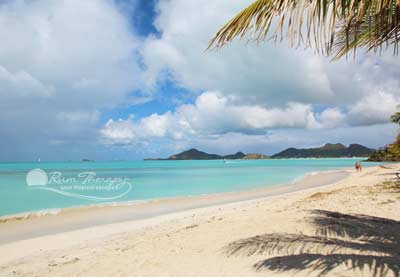 Coco Beach, Antigua