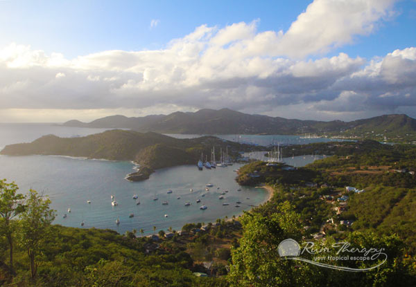 View from Shirley Heights, Antigua